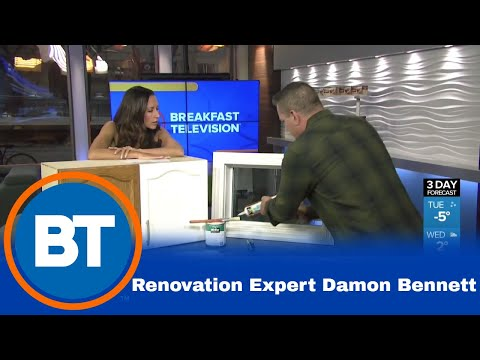 Renovation Expert Damon Bennett
