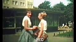 Hagen auf 8mm Schmalfilm - 50er Jahe Stadtansichten