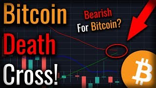 Will This Death Cross Bring New Lows For Bitcoin?