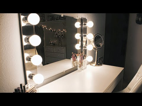 All About My Vanity Mirror | Products Listed