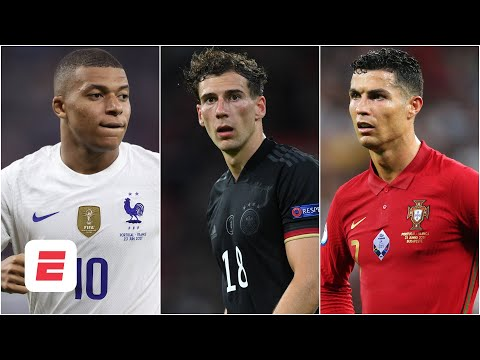 The moments that led to France, Germany and Portugal advancing from Group F   Euro Tonight   ESPN FC