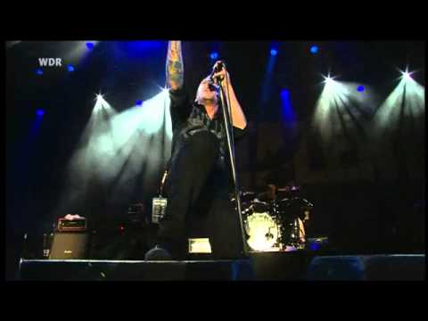 billy talent - prisoners of today (live  @ Area4 2010)