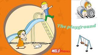 The Playground (Non-Phonics Series - Set 4 of 4)