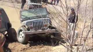 Bundy Hill Off Road Park MISSISSIPPI QUEEN S-10 SAND TROOPERS