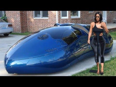 Kim Kardashian Ve Ailesinin İnanılmaz Serveti. ( Lüks Araba , Özel Uçak, Pahalı Malikaneleri )