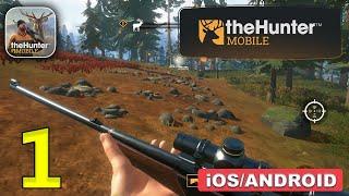 theHunter Gameplay Walkthrough (Android, iOS) - Part 1