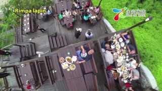 航拍芭堤雅最美景餐廳rimpa lapin---DJI Phantom 2 with GoPro / Aerial Pattaya