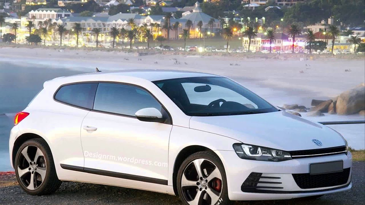 All New Volkswagen Scirocco R 2015 Model Youtube