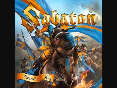 Sabaton - The Lion From The North + Lyrics