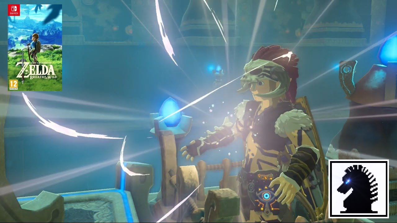 how to get barbarian armor breath of the wild