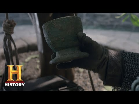 What Is the Holy Grail? | Knightfall | History