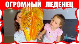 Bad Baby Eating Giant Lollipop Something Goes Wrong Funny Video For Kids /// Viki Show