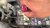 Dodge Ram 1500 2500 3500 2009 2011 Fuse Box Diagrams Youtube