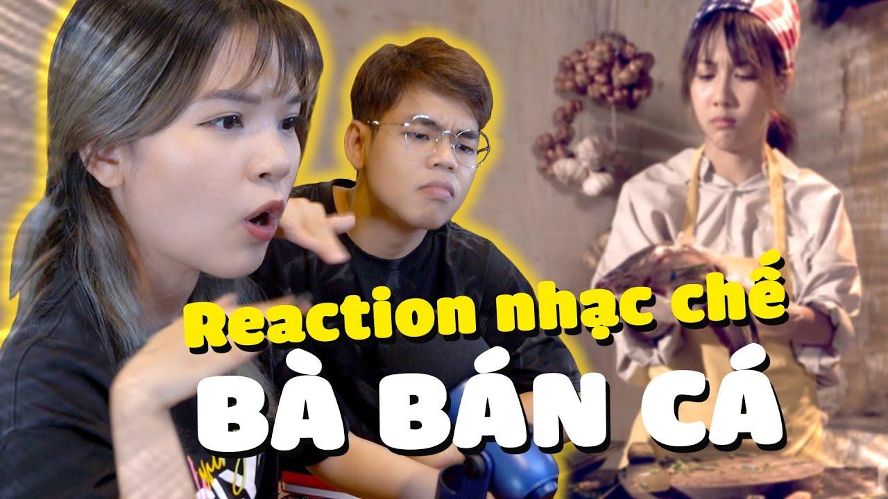 Tại sao @Oops Banana ghét ăn cá trê? | Sunny Trương Reaction BÀ BÁN CÁ VÀ CON CÁ TRÊ - Hậu Hoàng