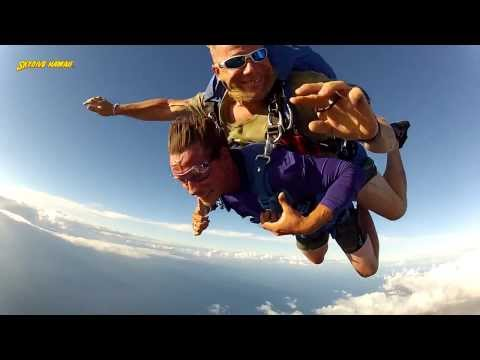 Skydive Hawaii (North Shore Oahu with GoPro)