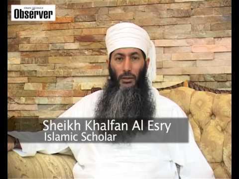 Life a journey Sheikh Khalfan Al Esry The Talk Oman Daily Observer episode Eight