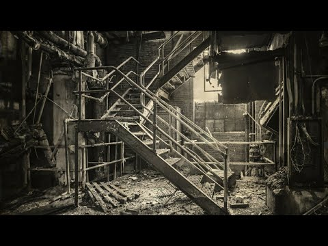 (3 AM Challenge) Abandoned Coal Mine Prep Plant. 36 Miners Killed In Explosion.