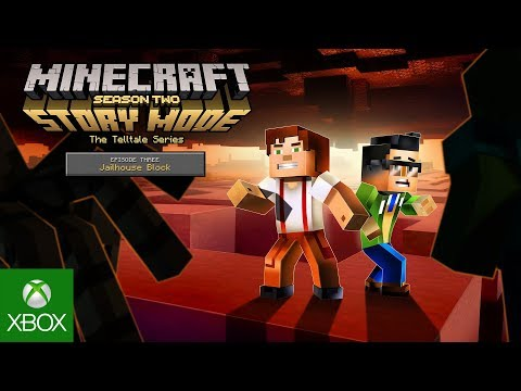 Minecraft: Story Mode - Season Two - Episode 3 - Launch Trailer