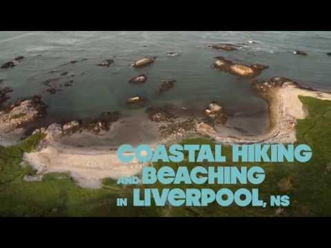 Hiking the Coastline of Nova Scotia & Kejimkujik National Park Seaside