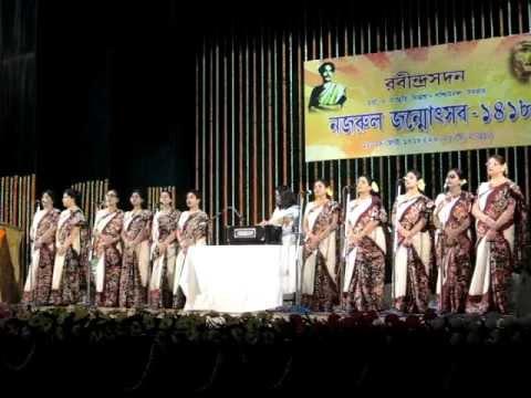 De dol, de dol  : Nazrul Sangeet