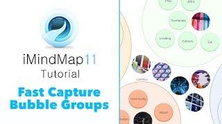 Tutorial: Bubble Groups - iMindMap 11