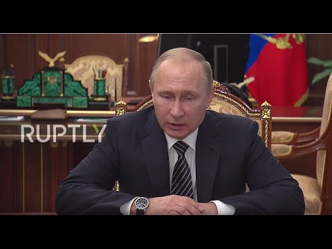Russia: Syria ceasefire deal reached with Turkey - Putin