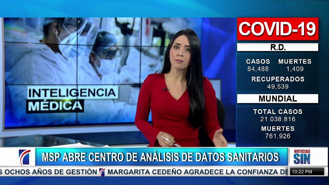 #EmisiónEstelar: Centro de Inteligencia médica
