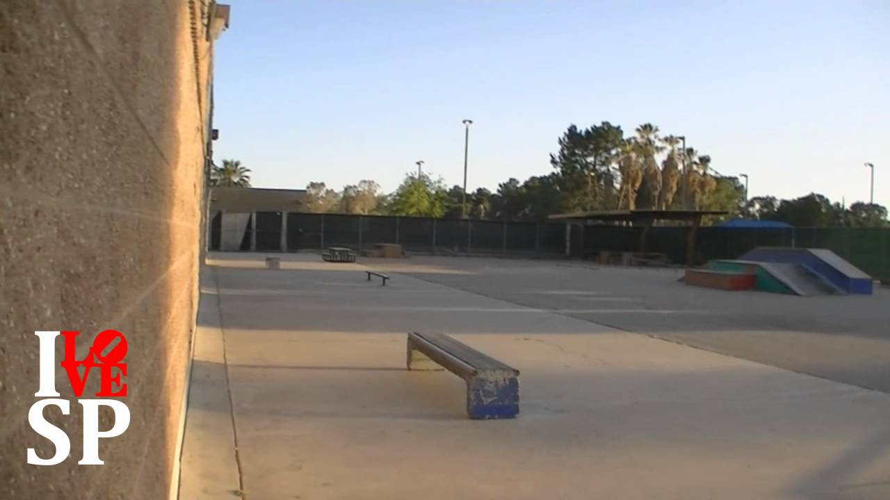 Randolph Skatepark - Tucson - AZ - YouTube