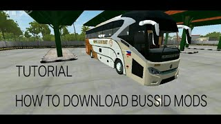 Gambar cover Mod Download Tutorial | BUSSID PINAS | shouout