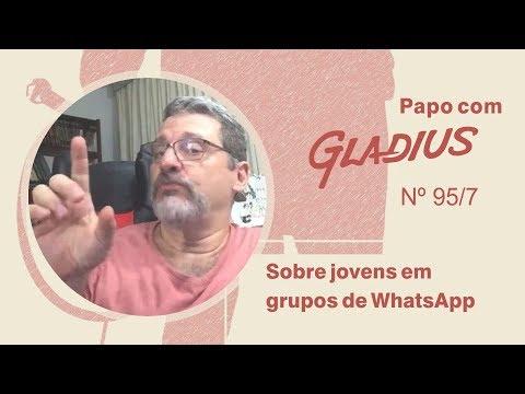 95/07 – Sobre jovens em grupos de WhatsApp