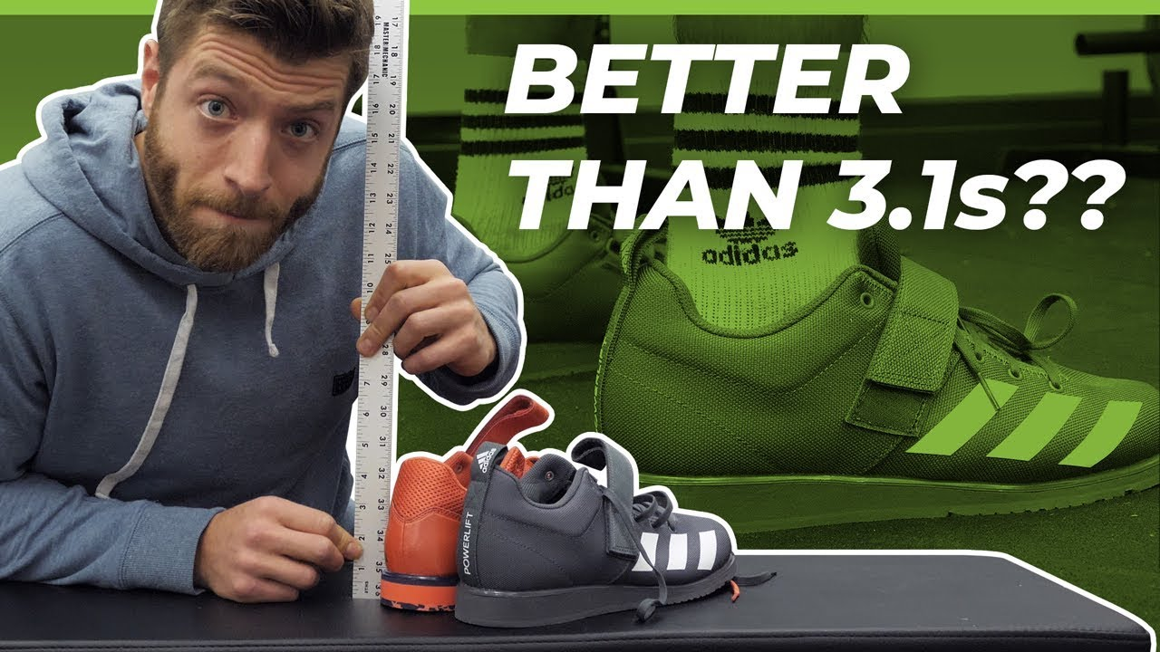 6e9d3a6ac658 Adidas Powerlift 4 Review — What's REALLY Different?