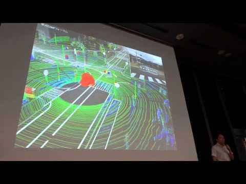 Autoware オープンソース 自動運転システムソフトウェア 2/4 by ResponseJP レスポンス on YouTube