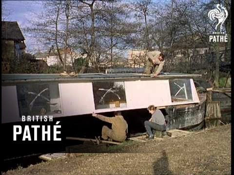 Out Takes / Cuts  From Cp 320 - New Barges For Old (1961)