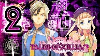 Tales of Xillia 2 (PS3) English Walkthrough Part 2 ♪♫