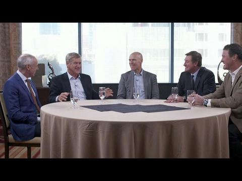NHL Roundtable: MacLean sits down with Orr, Messier, Gretzky and Lemieux