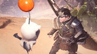 Monster Hunter: World - Final Fantasy 14 Crossover Overview Trailer