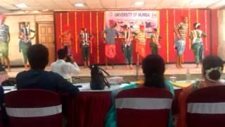 sk somaiya college dance  ya koliwada chi shan