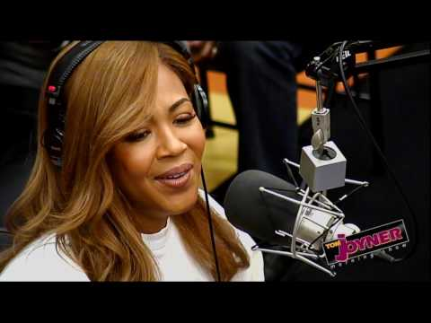 Erica Campbell talks about her new single