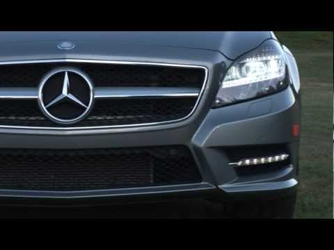 2012 Mercedes-Benz CLS550 - Drive Time Review