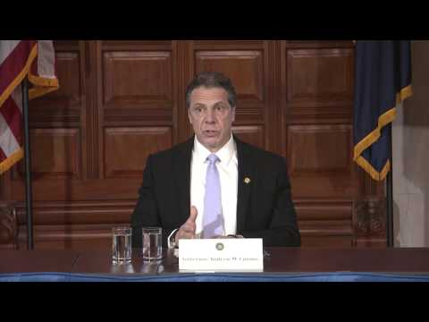 Governor Cuomo and Legislative Leaders Announce Agreement on State Budget