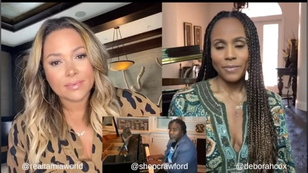 Tamia And Debra Cox Slay 'Count On Me' By Whitney Houston And CeCe Winans