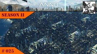 Anno 2205: SII #025 Frontiers DLC - 4 Million People!!!