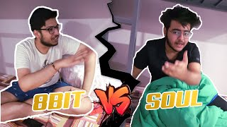 S8UL but 8bit vs SOUL Face-Off 😳