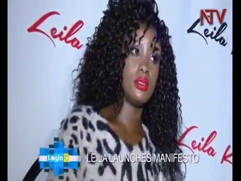"""Leila Kayondo launches """"Manifesto"""""""