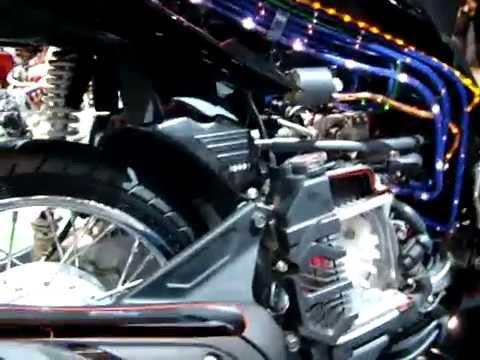 ระบบจ่ายน้ำมันแบบหัวฉีด PGM-FI ในรถจักรยานยนต์ Honda Click 110i
