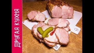 Кто бы мог подумать, что нужно 2 кг соли для сочного мяса в духовке / Вместо колбасы