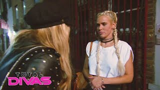 Lana confronts Carmella about a rumor she says Natalya started: Total Divas, Jan. 3, 2018
