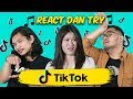 React & Try Buat Tik Tok | SEISMIK Reacts