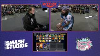 WTFOX 2: SSBM Singles - [A]rmada (Fox/Peach) vs C9 | Mang0 (Fox/Marth) - Grand Finals