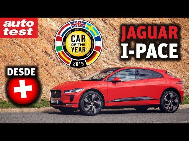 Auto del año 2019: Jaguar I-Pace